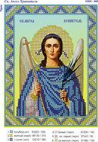 Ангел хранитель - Cхема для вышивки бисером НВП-080