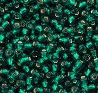 Бисер №57710 matt, №10, Preciosa (Чехия), бирюзовый блестящий матовый, прозрачный