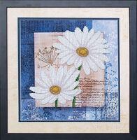 Цветы любви - набор вышивки бисером