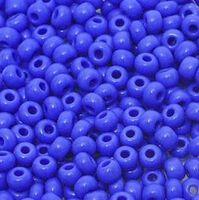 Бисер №33040, №10, Preciosa (Чехия), фиолетовый, непрозрачный