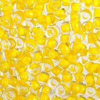 Бисер Preciosa №38386, 10, прозрачный жёлтый