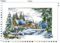 Пейзаж Зима