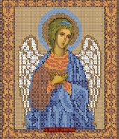 Ангел Хранитель схема для вышивки бисером БА4-014