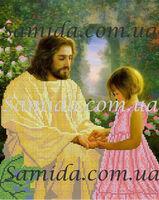 Благословение дочери схема для вышивки бисером SA3 - 77