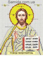 Господь Вседержитель SAИ 5-10 схема вышивки бисером