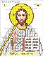 Господь Вседержитель SAИ 5-3 схема вышивки бисером