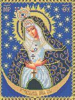 Икона Божией матери - Остробрамская, арт. И-043