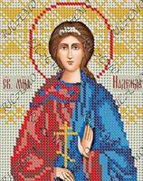 Святая Надежда, БКР-5135 схема-рисунок для вышивки бисером на ткани