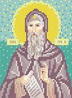 Святой Давид схема для вышивки бисером на ткани А5-123