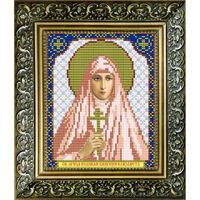 Схема для вышивки бисером VIA5052 Святая Мученица Великая Княгиня Елизавета