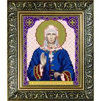 Схема для вышивки бисером VIA5053 Святая Блаженная Ксения Петербуржская