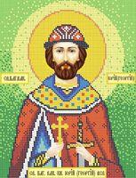 Бисер заготовка вышивка Святой Юрий(Георгий) A4-026