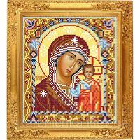 Божья Матерь казанская , арт.АР 1042