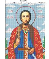 Икона Св благоверный князь Игорь Черниговский