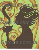 Схема для вышивки бисером Кофейный аромат SA 4-67